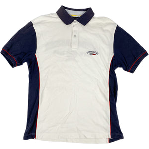 TOMMY HILFIGER S/S Polo Shirt -WHITE-