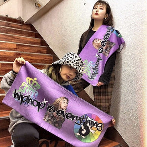 """fromSAYA×SAYAfamily""Towel"
