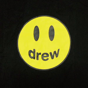 "Drew House ""Mascot"" T-Shirt -BLACK-"