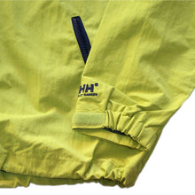 "画像をギャラリービューアに読み込む, HELLY HANSEN ""NAVAL GEAR"" Anorak Jacket -YELLOW GREEN×NAVY-"