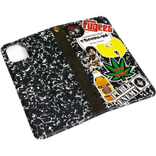 "画像をギャラリービューアに読み込む, Crooklyn' ""Composition Book"" iPhone Case -Notebook Type-"