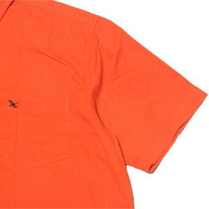 """Eddie Bauer"" S/S Shirt -ORANGE-"