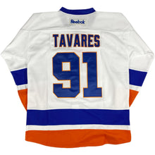 "画像をギャラリービューアに読み込む, Reebok ""New York Islanders"" Hockey Jersey -WHITE- (DEAD STOCK)"