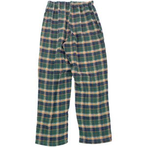 NO BRAND Easy Shirt & Pants -GREEN-