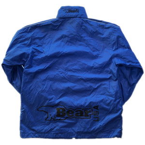 """Bear USA"" Nylon Jacket -BLUE-"