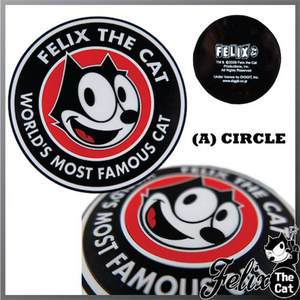 """FELIX"" Rubber Coaster -CIRCLE-"