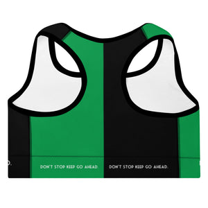 "Crooklyn""Don't stop keep go ahead.""Sports Bra"