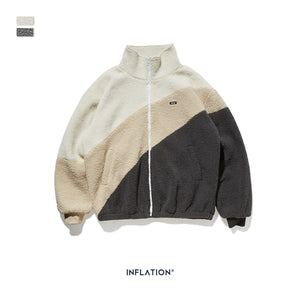 """INFLATION"" Fleece Jacket"