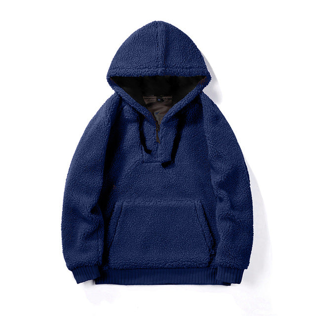 New Woollen P/O Hoodies