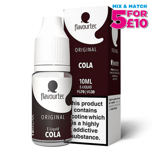 Flavourtec Original - Cola 10Ml