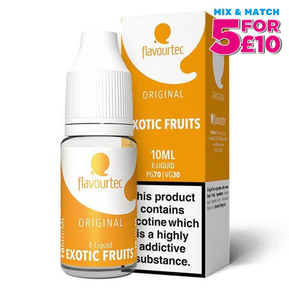 Flavourtec Original - Exotic Fruits