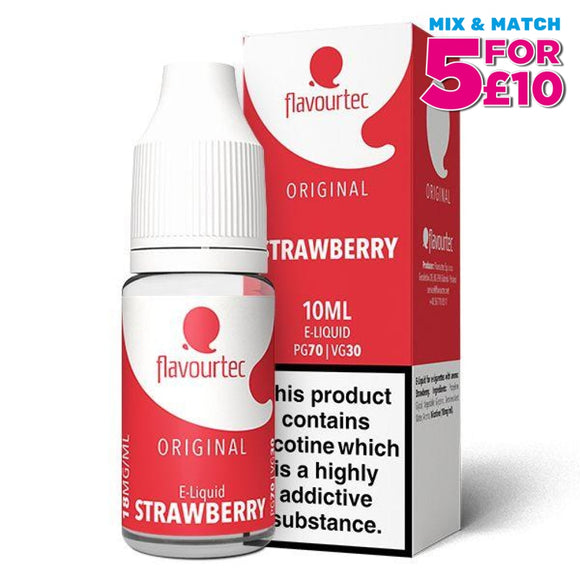Flavourtec Original - Strawberry