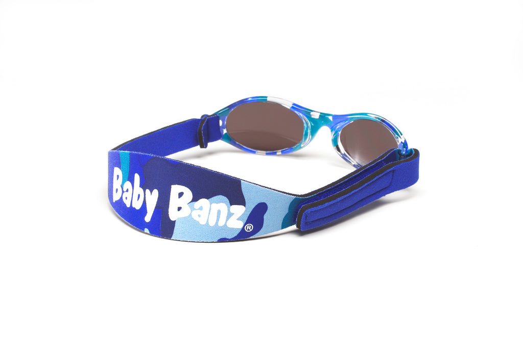 Blue Kids Sunglasses