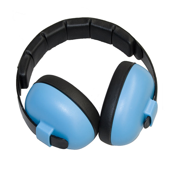 Baby Ear Defenders Blue
