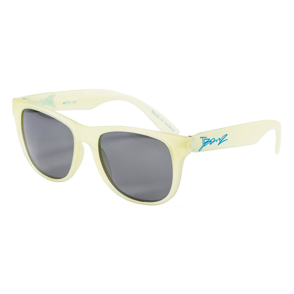 Colour Changing UV Sunglasses - Yellow to Pink, age 5-10