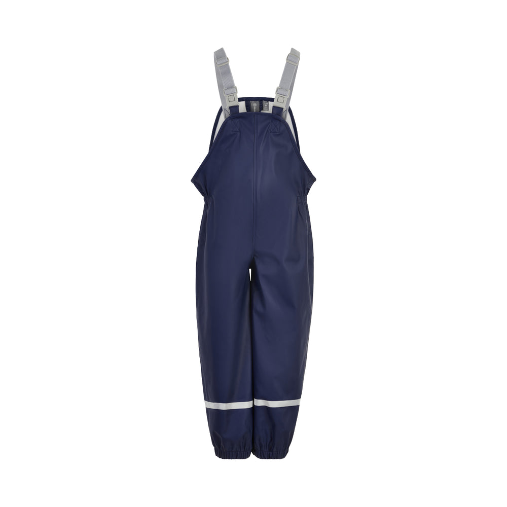 Waterproof Dungarees by Color Kids, Navy, ages 1-8