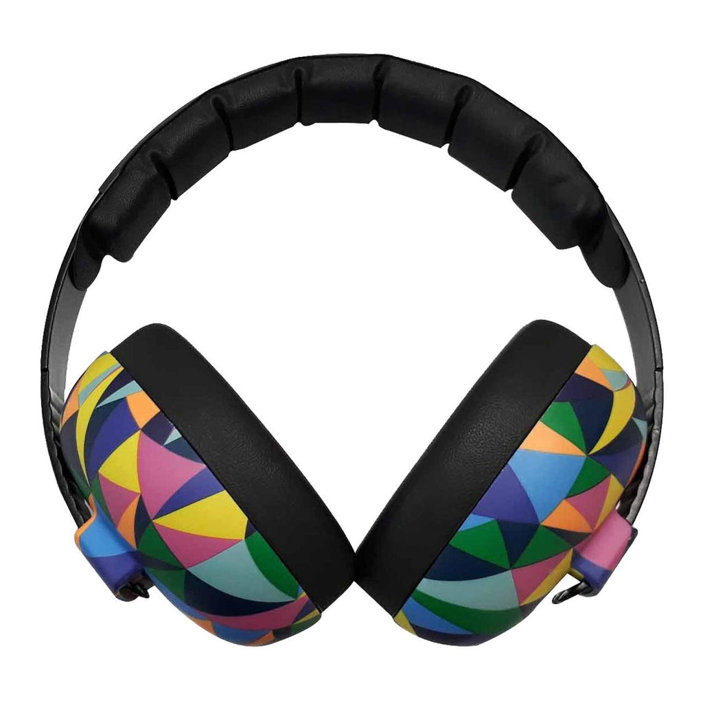 Baby Ear Defenders Kaleidoscope