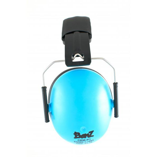 Kids Ear Defenders Blue