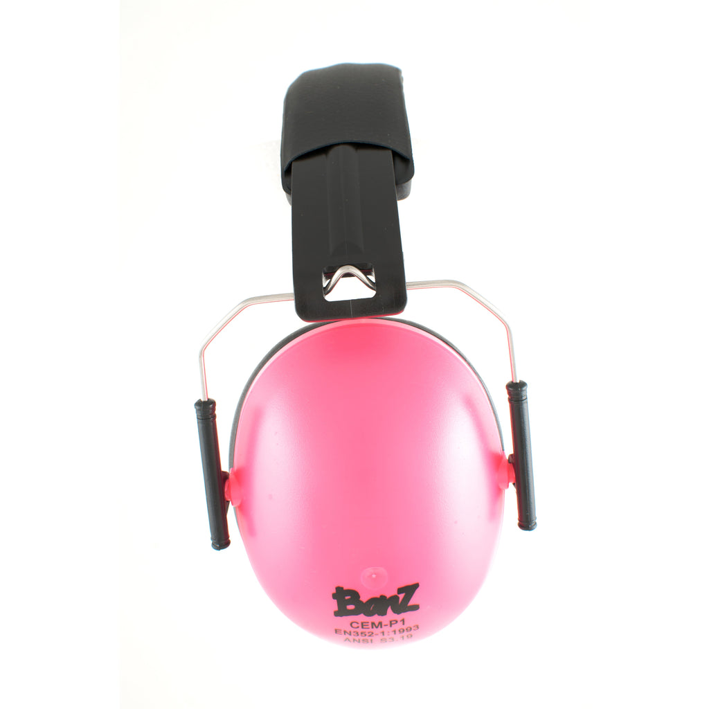 Ear Defenders Pink Kids