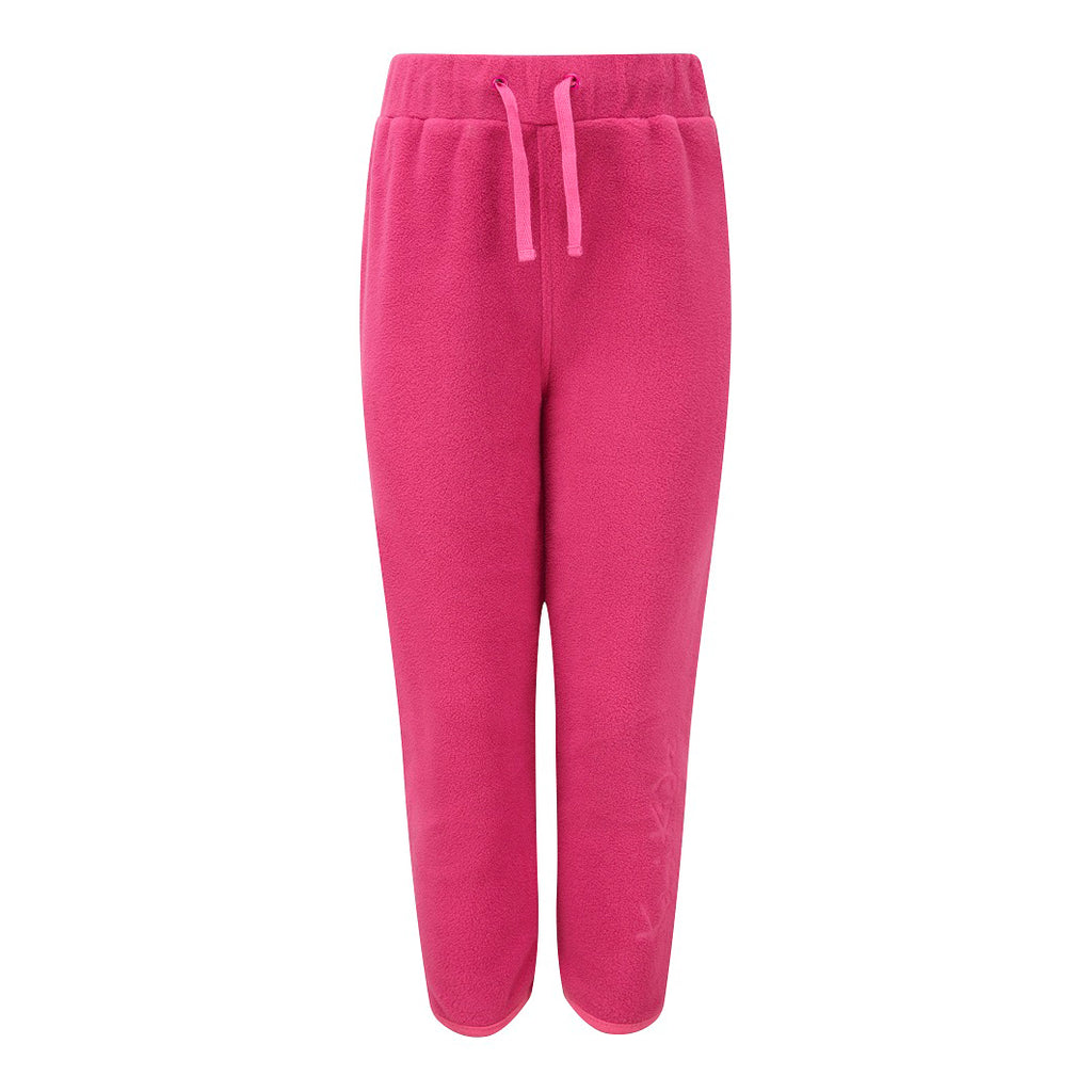 Kids Fleece Trousers Cerise
