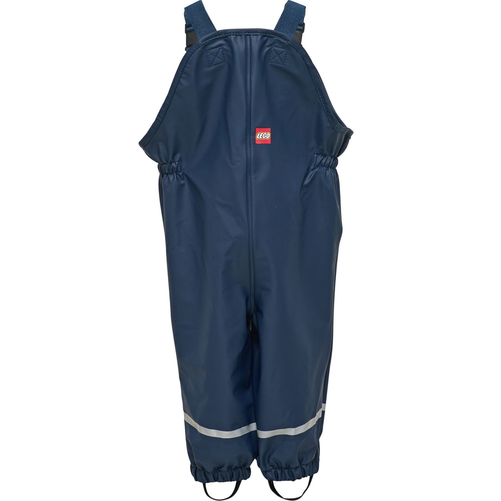 Navy Lego Wear Waterproof Dungarees, 1 - 6 years