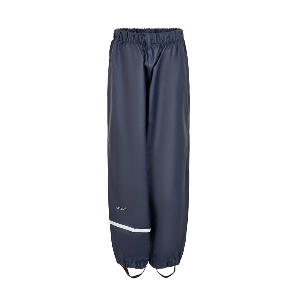 Navy Waterproof Trousers