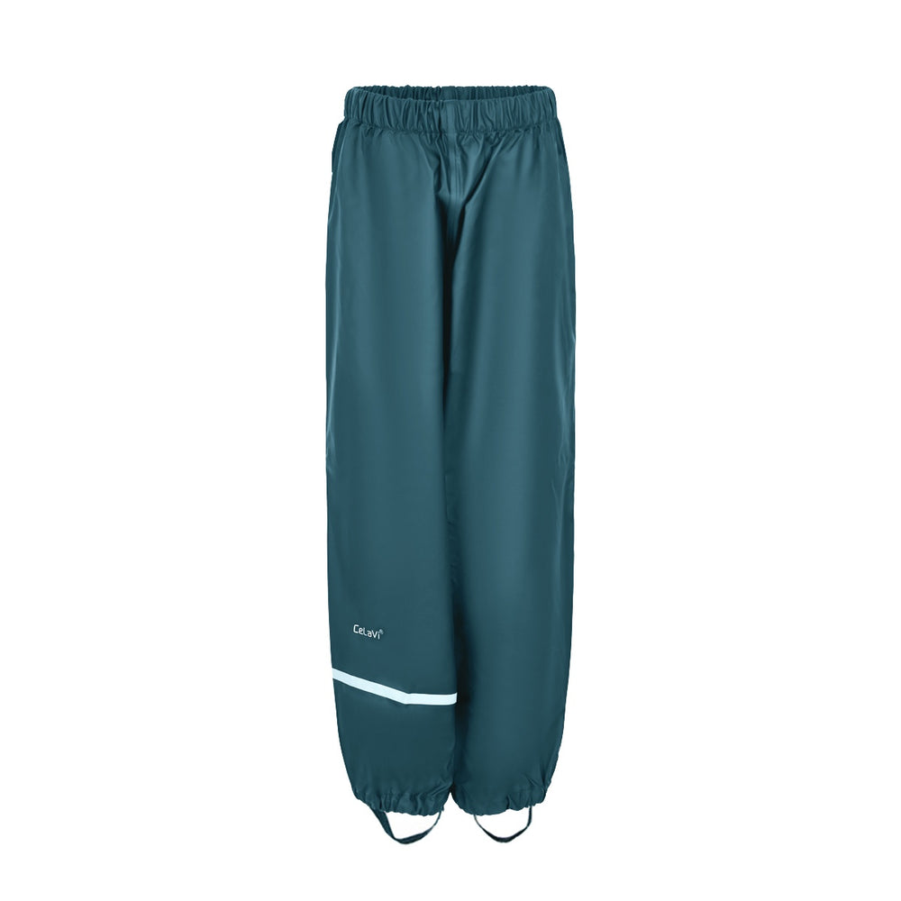 New Blue Waterproof Trousers, ages 5-10