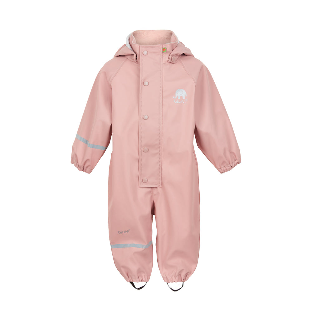 Kids Waterproof Overall Pink