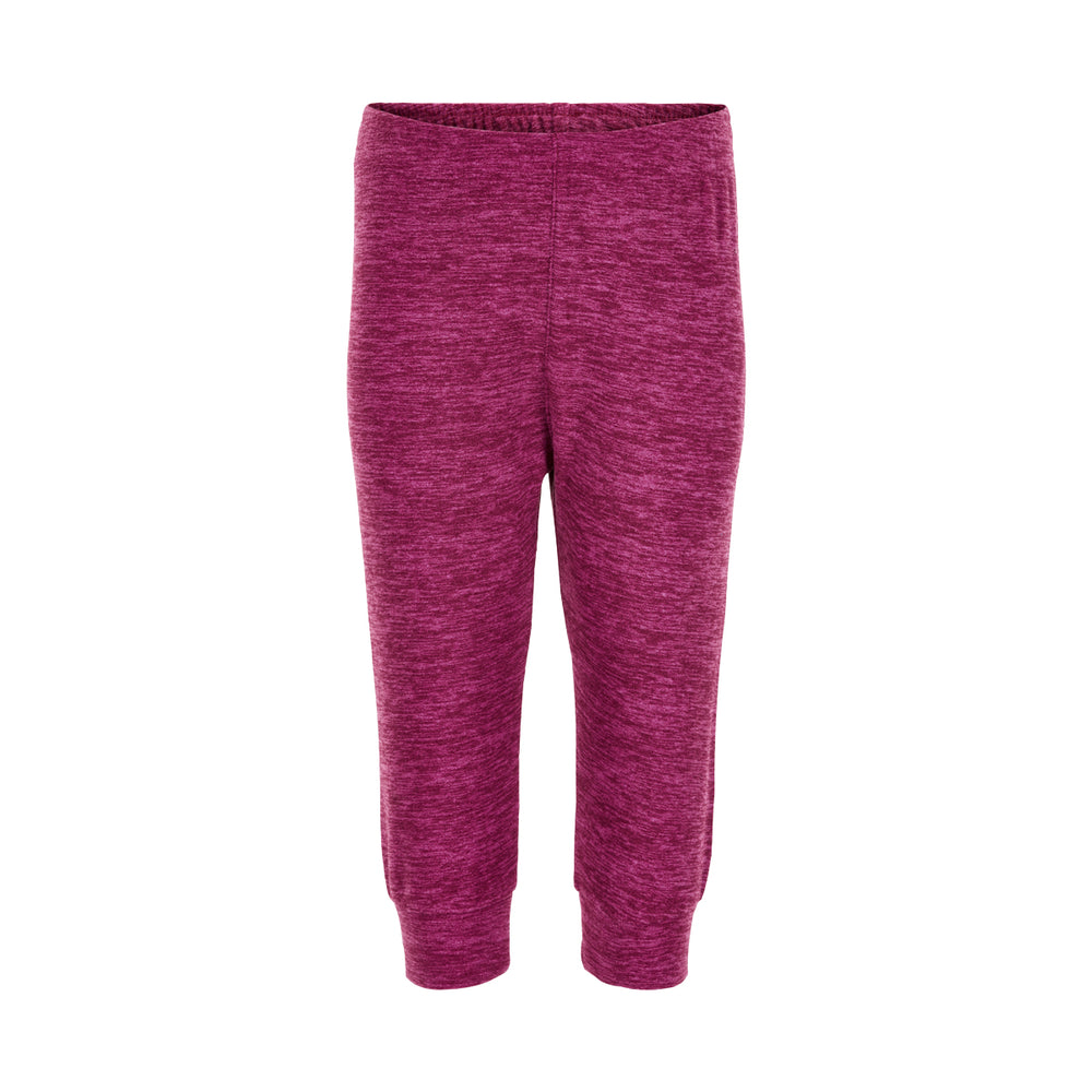 Children's fleece Trousers Purple