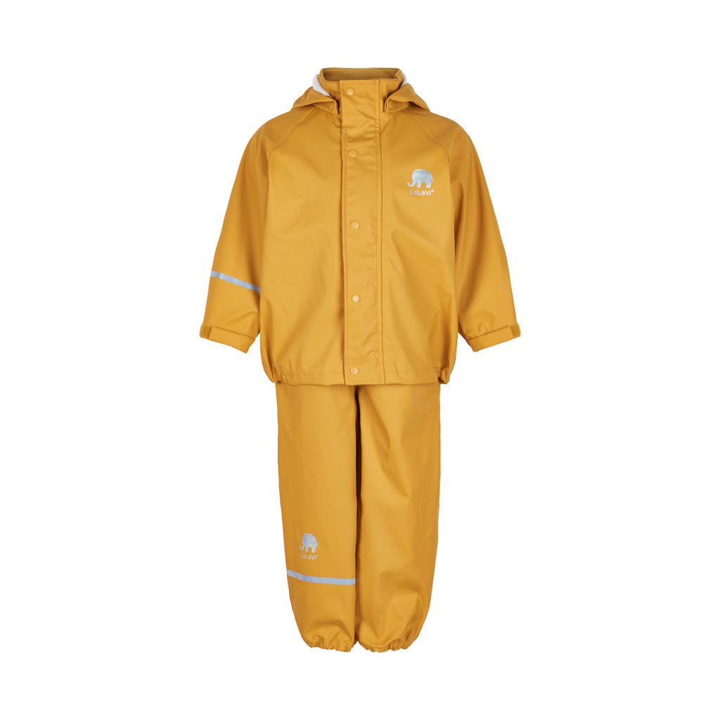 Yellow Waterproof Set