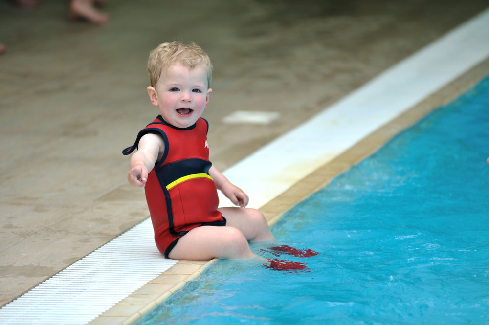 Baby Swimming Wetsuit