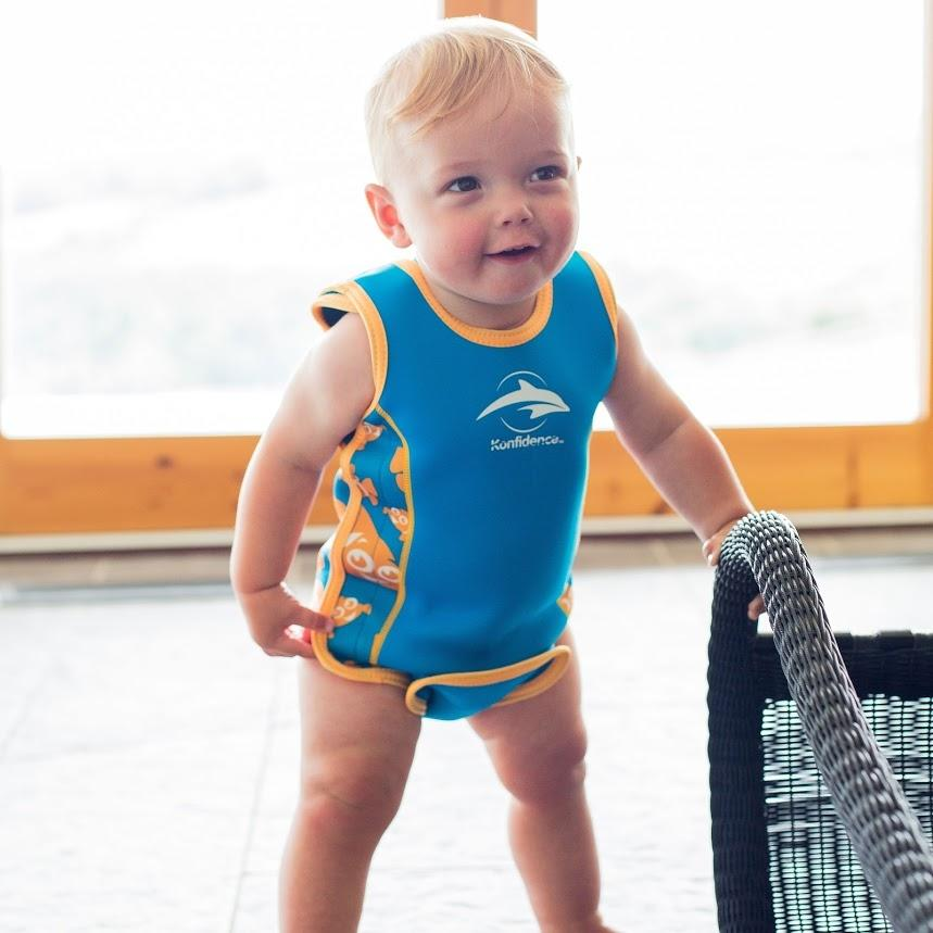 Wetsuit for Baby Swimming