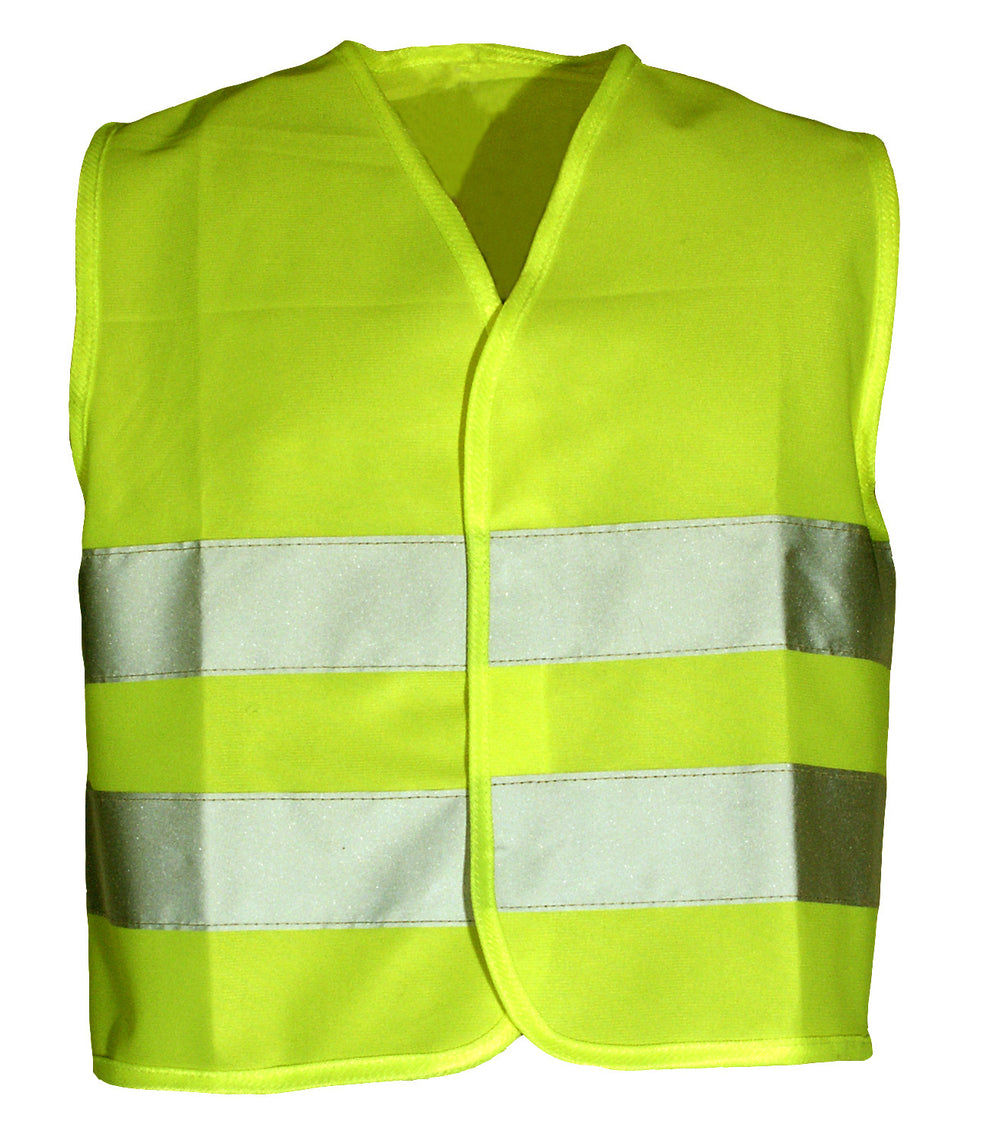 Children's High Visibility Vest, Age 7 - 9