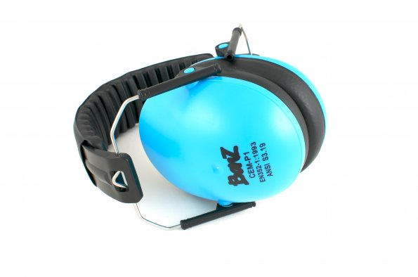 Kids Ear Protection - Blue