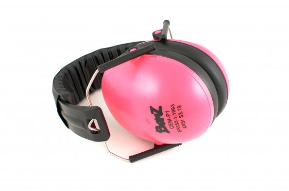 Children's Ear Defenders - Pink