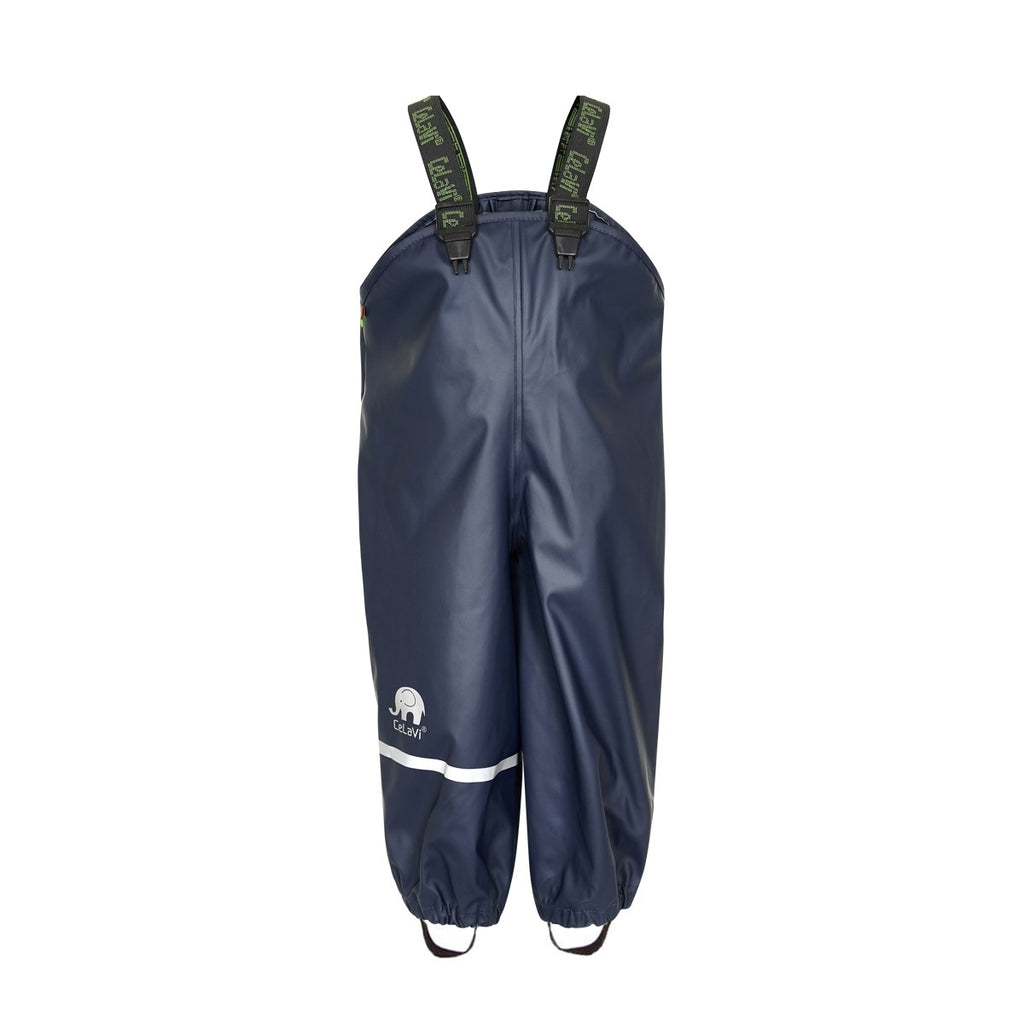 Children's Dungarees Navy