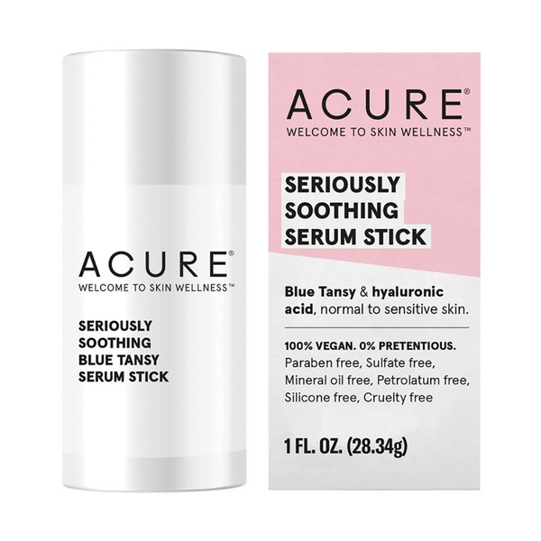ACURE Seriously Soothing Blue Tansy Serum Stick 28.34g