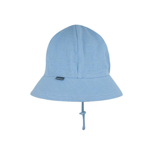 BEDHEADS Chambray Kids Ponytail Bucket