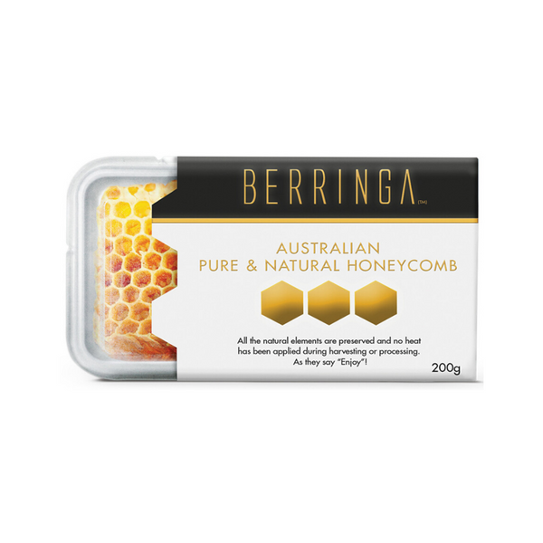 BERRINGA Australian Pure & Natural Honeycomb 200g