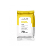 ACURE Brilliantly Brightening Coconut Cleansing Towelettes 30