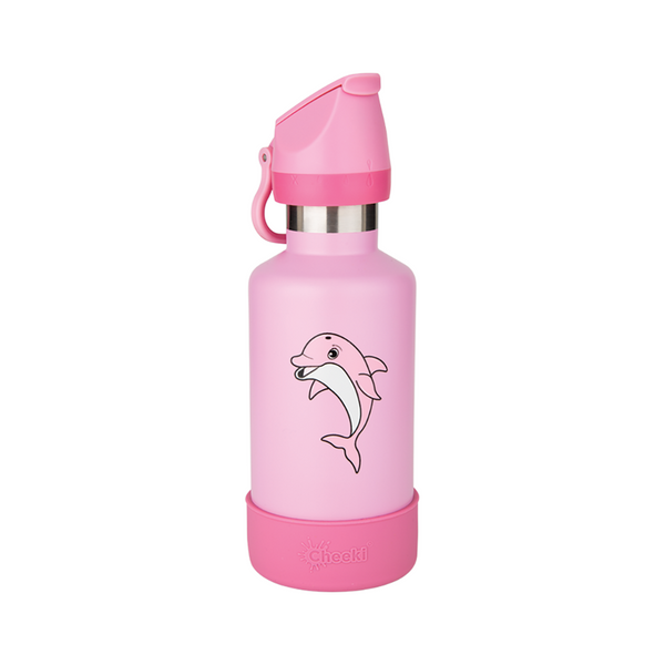 CHEEKI Kids Bottle Insulated 400ml
