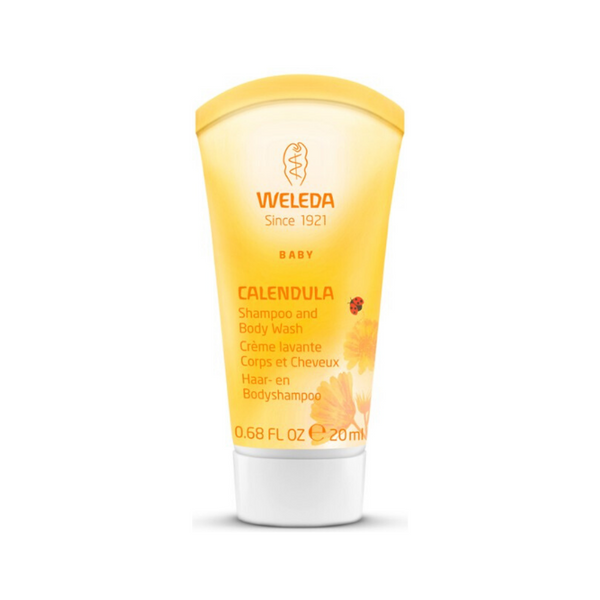 WELEDA Calendula Shampoo & Body Wash 20ml