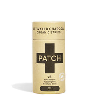 PATCH Adhesive Strips ActivCharcoal 25s Tube