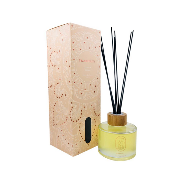 DISTILLERY FRAGRANCE HOUSE Reed Diffuser Tranquility (Vanilla Dream) 200ml