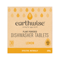 EARTHWISE Dishwasher Tablets Lemon 30
