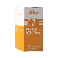 ETHIQUE Balancing Shampoo Concentrate For Oily to Normal Hair - Sorbet 50g