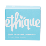 ETHIQUE Bamboo & Cornstarch Shower Container