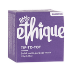 ETHIQUE Kids Solid Shampoo & Bodywash Tip-to-Tot 110g