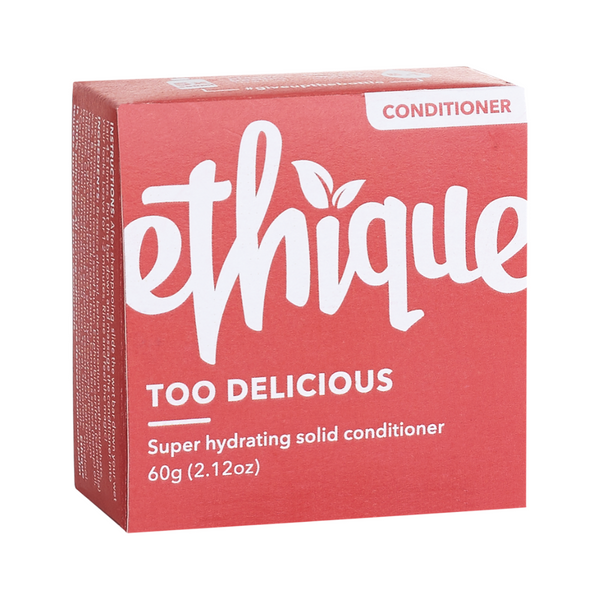 ETHIQUE Solid Conditioner Bar Too Delicious- Super hydrating 60g