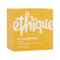 ETHIQUE Solid Shampoo Bar St Clements - Oily hair 110g